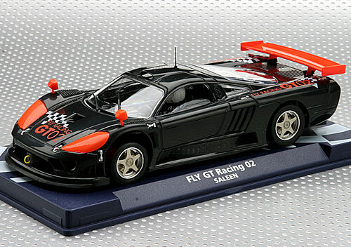 REDUCED FLY REF. 07026 gt racing 02 r saleen 1 32 New SALES
