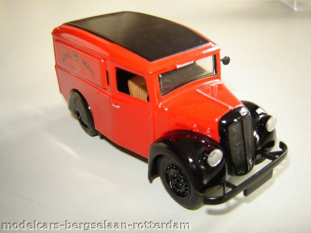 comprar marca 1938 1938 1938 Morris 10 CWT Van  Royal Mail by K&R   SMTSFACTORYBUILT 1 43 ALL METAL