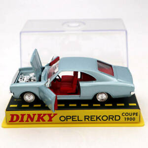 1-43-Atlas-Dinky-Toys-1405-Opel-Pekord-Coupe-1900-Diecast-Models-Car-Collection