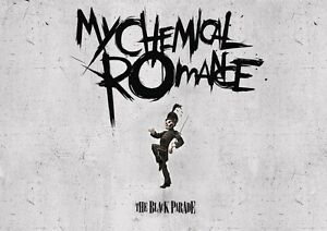 My-Chemical-Romance-8-GERARD-WAY-metal-hard-rock-band-classico-POSTER