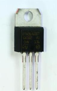 2 Pack BTA06-600B 6A 600V Isolated Triac