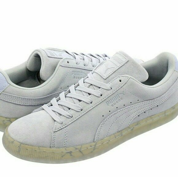 Puma Suede Classic Easter Halogen Blue Sneakers Mens US 10.5 BNIB UK 9.5 EUR 44