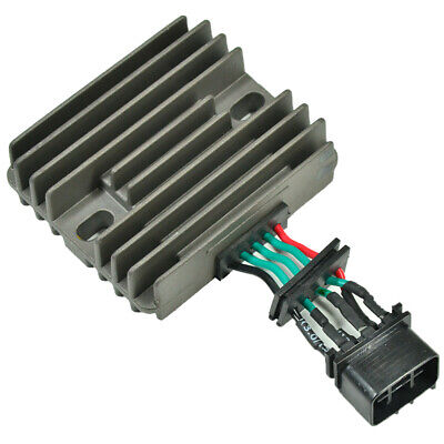 FOLCONROAD Voltage Regulator Rectifier Replacement for Yamaha 68V-81960-10-00
