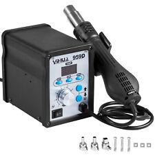 Yihua 959d Hot Air Gun Smd Soldering Desoldering Rework Station 120lmin 650w