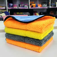 Us Car Microfibre Wax Polishing Detailing Towels Car Washing Drying Towel 3color