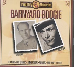 Beautiful-Country-Memories-Barnyard-Boogie-Cd