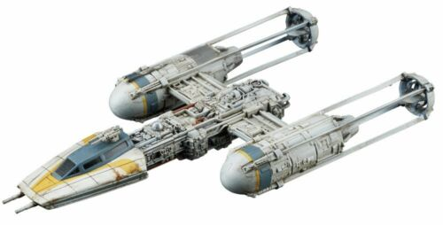 BANDAI Star Wars VEHICLE MODEL 005 Y-WING STARFIGHTER Model Kit NEW from Japan
