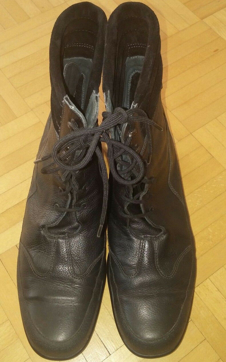 Sioux Winterstiefel Halbstiefel Gr.8 Tex schwarz black Damenschuhe Gore Tex  Gr.8 Stiefel 9592df fb1ff9aa6e