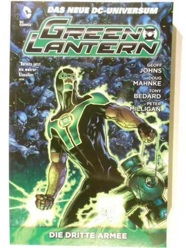 Auswahl = GREEN LANTERN Paperback # 1 2 3 PANINI, Softcover /& Hardcover NEU