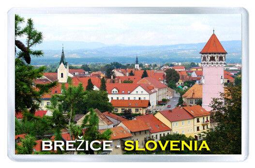 Brežice Slowenien Fridge Magnet Souvenir Magnet Kühlschrank