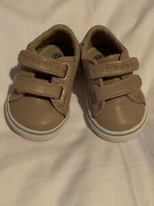 Designer-Baby-Burberry-Trainers-Shoes-Size-17-3-6months-rrp-140