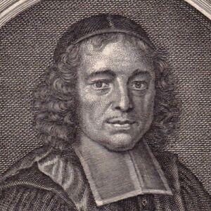 Portrait-XVIIIe-Pierre-Jurieu-Calviniste-Reformateur-Protestant-Theologien