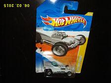 Hot Wheels Astro Funk 2011 New Models 27 White Pearl Ed Big Daddy Roth Kustom N