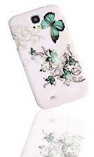 Design No.2 Back Case Hard Cover Handy Hülle für Samsung i9500 Galaxy S4