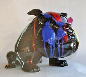 Chien-Bulldog-Francais-Design-Resine