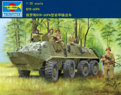 Trumpeter #01543 1//35 Russian BTR-60PA