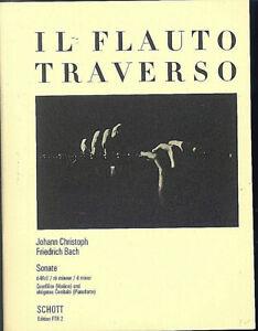 Johann-Christoph-Friedrich-Bach-Sonate-d-moll-fuer-Querfloete-und-Cembalo