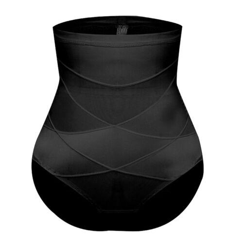 Details about  /Tummy Control High Waist Belly Body Shaper Butt Lifter Underwear Hip Enhancer