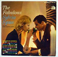 "Sylvia Syms -1964-20th Century-12""-33 1/3RPM-LP-Jazz -""The Fabulous Sylvia Syms"""