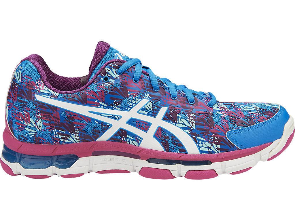 Bona Fide Asics Gel Netburner Professional 13 Womens Fit Netball shoes (B) (4301)