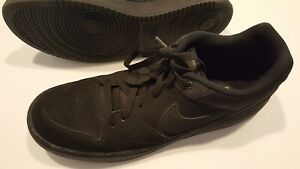 Men S Nike Priority Low Black Casual Sneakers 641894 090 Shoe