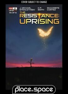 THE RESISTANCE: UPRISING #5 (WK35)