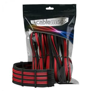 CableMod-PRO-ModMesh-Cable-Extension-Kit-Black-Red