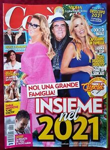 216# MAGAZINE COSI 22 2021 FEDEZ AL BANO BELEN FERRAGNI EMMA MARRONE GREGORACI