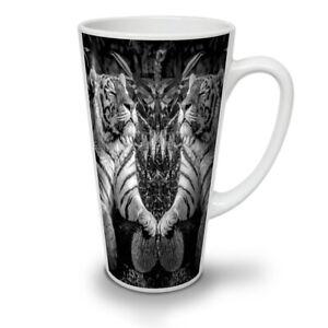 Tiger Wild Beast NEW White Tea Coffee Latte Mug 12 17 oz | Wellcoda