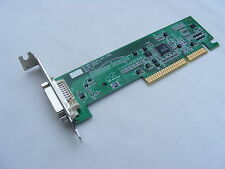 DELL 8M206 SILICON IMAGE 164 Carrera DVI-D AGP 4x LP GRAPHICS CARD