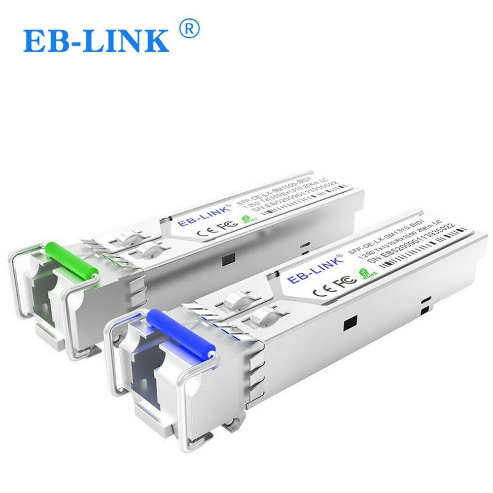 SnS Mini-GBIC-LX Compatible with Mini-GBIC-LX 1.06G//1.25G SFP 10km SMF Transceiver Module