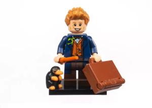 Lego Minifigures Harry Potter Animali Fantastici 71022 Newt Scamander