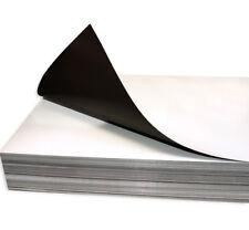 100 shts 20mil thick matte inkjet magnet paper 8 5 x11 magnet valley