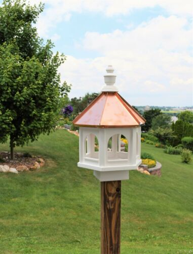 Bird Feeder Poly and Copper No wood