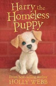 Harry-the-Homeless-Puppy-by-Holly-Webb-Good-Used-Book-Paperback-FREE-amp-FAST-D