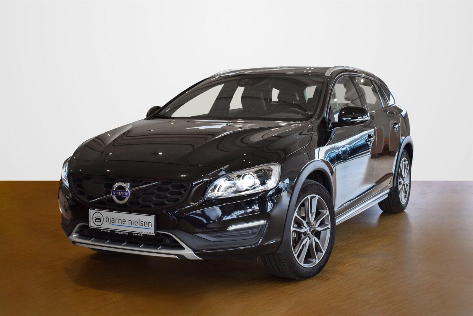 Volvo V60 CC 2,0 D4 190 Momentum aut.