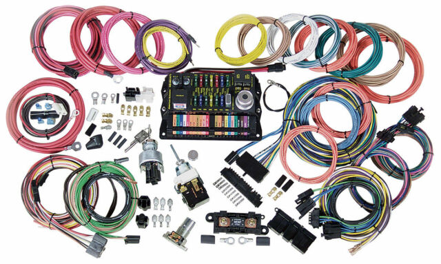 American Autowire Highway 22 Complete Wiring Harness Kit