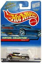 2000 Hot Wheels #127 Virtual Collection Track T