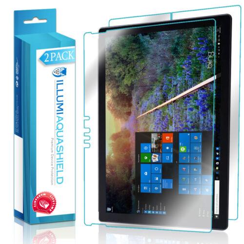 2x iLLumi AquaShield Front Back Panel Protector for Surface Pro 4