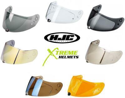 Dark Smoke, One Size HJC Helmets HJ-11 Unisex-Adult Replacement Helmet Anti-Scratch Face Shield