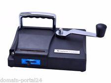Profi Stopfmaschine Stopfer  Zigarettenstopfmaschine  Stopfgerät in Top Qualität
