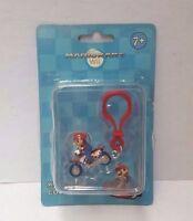 Nintendo Mario Kart Wii Keychain Mario Bike Motorcycle Banpresto -