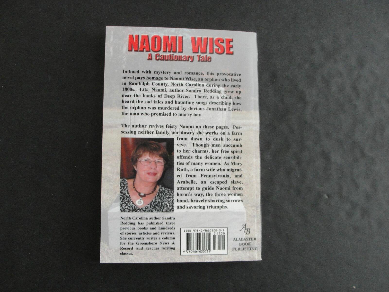 Naomi Wise: A Cautionary Tale