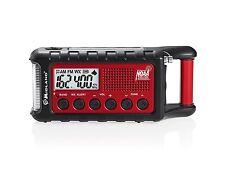 Midland Consumer Radio ER310 Emergency Solar Hand Crank AM/FM Digital Weather