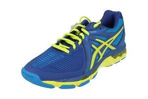 Asics-Gel-Netburner-Ballistic-Mens-Trainers-B507Y-Sneakers-Shoes-4977