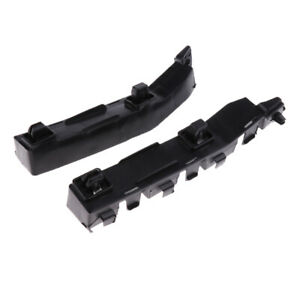 2Pcs Left Right Front Bumper Spacer Support Bracket For Honda Accord
