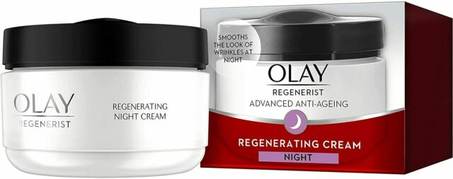Olay Regenerist ADVANCED ANTI-AGEING REGENERATING CREAM NIGHT 50 ml
