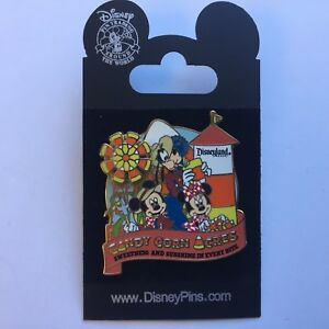 DLR-Candy-Corn-Acres-Mickey-Minnie-and-Goofy-Spinner-Disney-Pin-63817