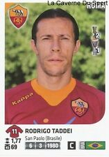 RODRIGO TADDEI # BRAZIL AS.ROMA RARE UPDATE STICKER CALCIATORI 2012 PANINI