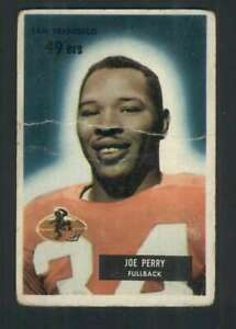 1955-Bowman-44-Joe-Perry-GVG-49ers-86799